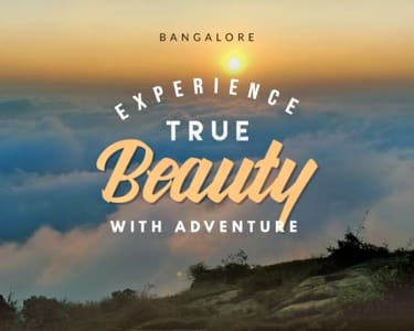 Skandagiri Sunrise Trek, Bangalore