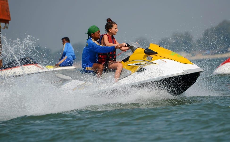 Water Sports Excursion At Baga Beach, Goa