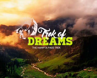 Hampta Pass Trek, Manali 2020 | Flat 30% off