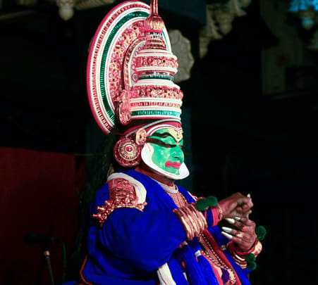 Kathakali Evening Show in Kochi: Entry Tickets