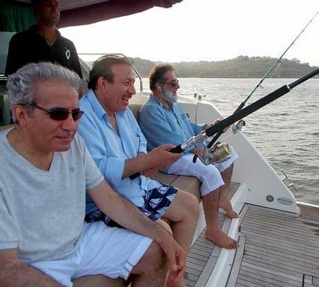 Deep Sea Fishing in Goa