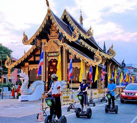 Gibbon Chiang Mai Segway Tour