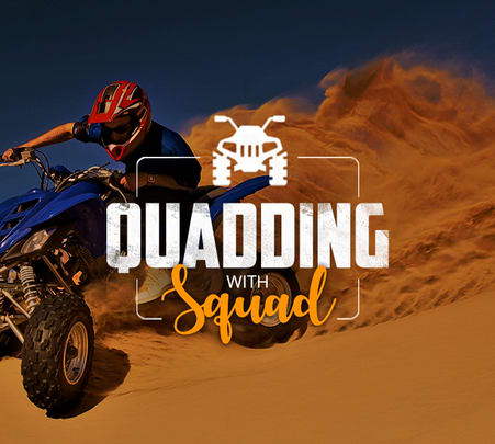 Quad Biking in Jaisalmer Flat 20% Off