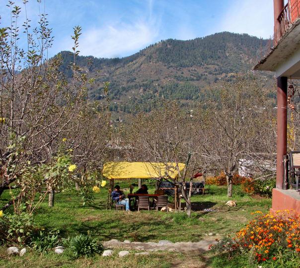 All Girls Trek to Parvati Valley
