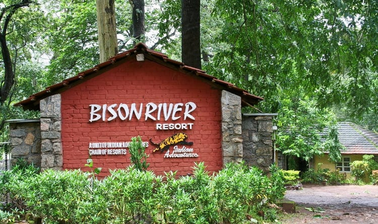 01bison River Resort