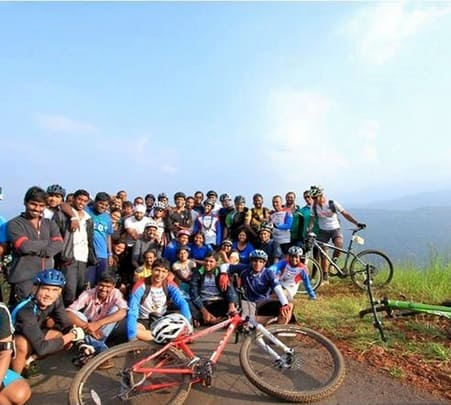 Adventure Cycling In Chikmagalur