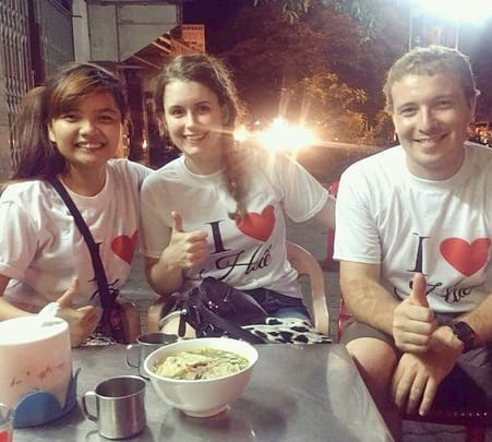 Hue Local Night Food Tour in Vietnam