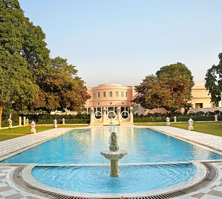 Royal Stay in Rajmahal Palace Jaipur, Rajasthan