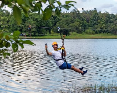 Zipline in Dandeli Flat 15% off