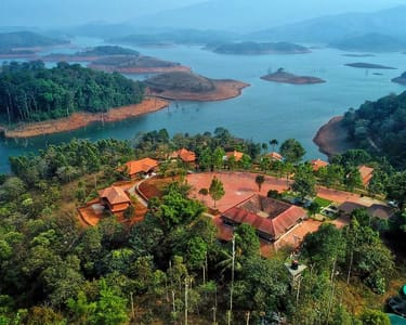 Captivating Hideaway at Contour Island Resort & Spa in Wayanad - Flat 34% off