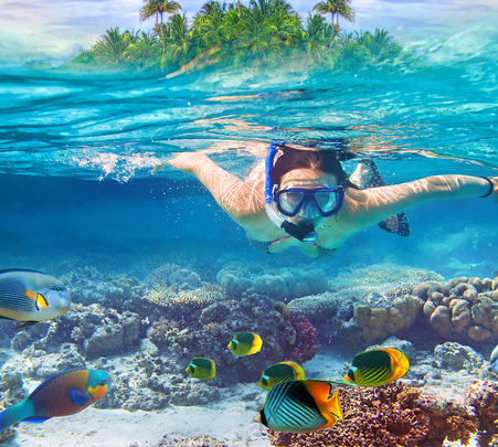 Andaman Tour Package with Snorkeling