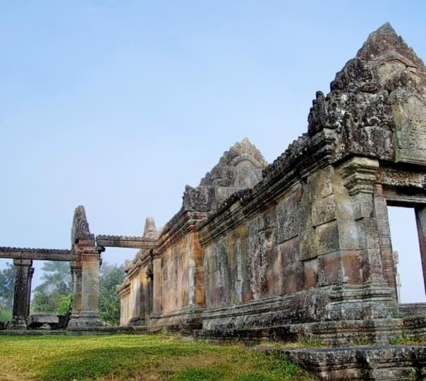 Discover the Temples of Preah Vihear in Cambodia