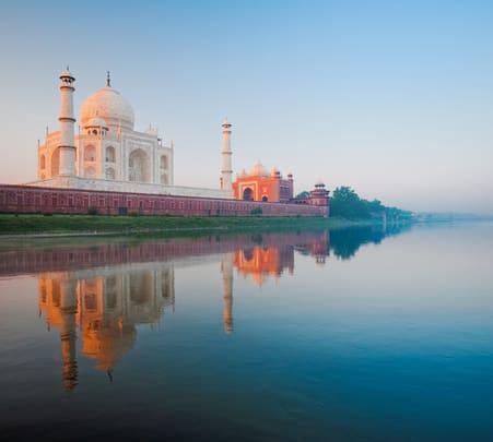 Taj Mahal Sunrise Tour with Guide-flat 29% off