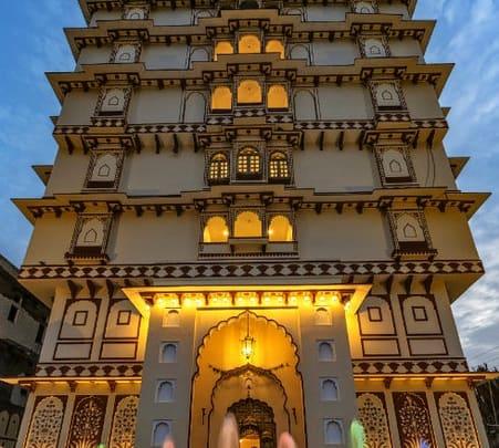 Stay at Umaid Haveli Jaipur
