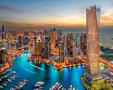 Dubai City Tour Combo with Dhow Cruise and Desert Safari