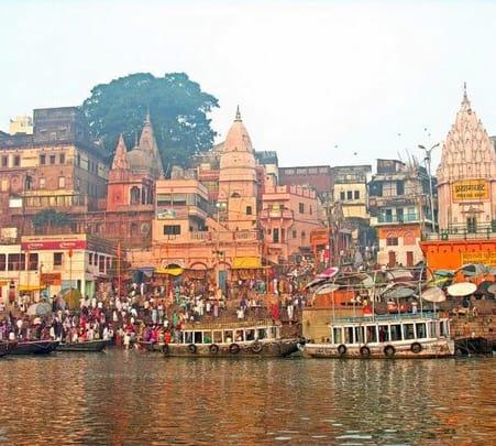 Spiritual Walk in Varanasi