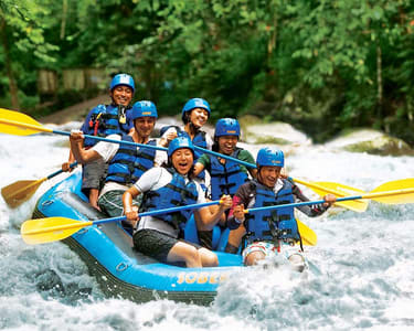 Upper Seti River Rafting in Pokhara - Flat 20% off