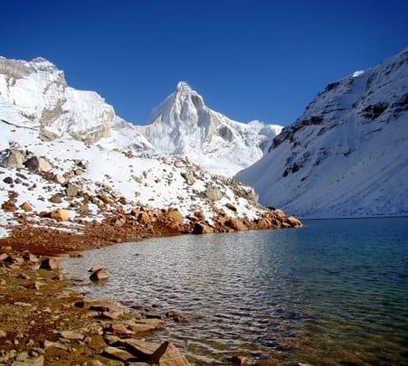 Milam Glacier Tour