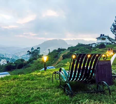 Adventure Camping in Ooty