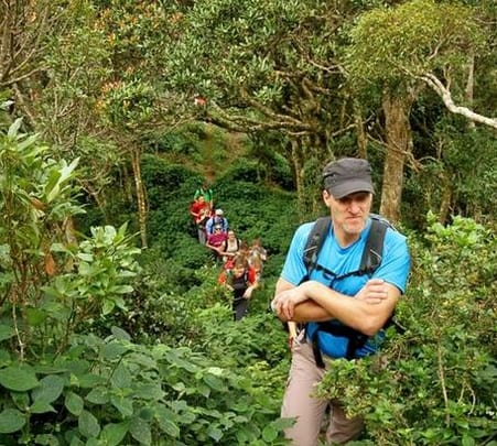Top Valley Trekking In Munnar