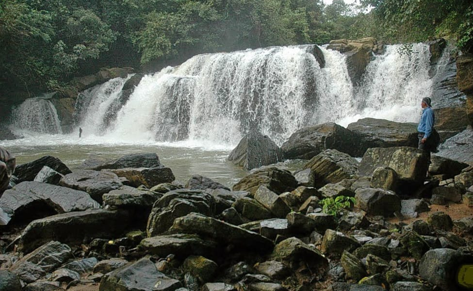 trek to sakleshpur with waterfall visit thrillophilia