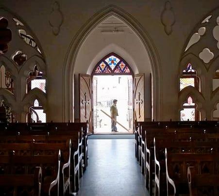 Church Tour in Chennai