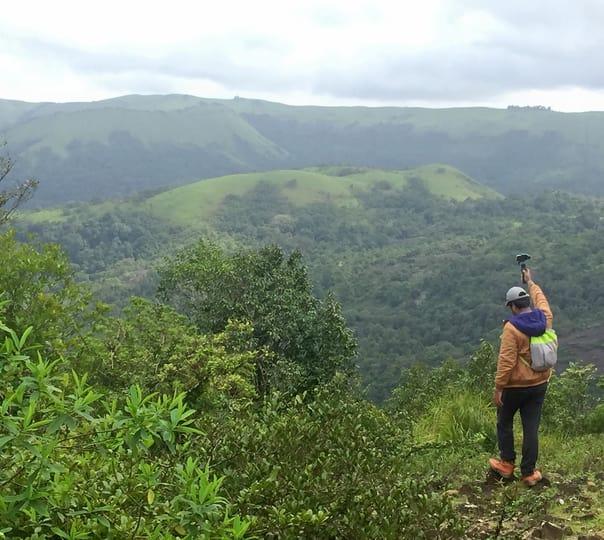 Narasimha Parvatha Trek: Agumbe