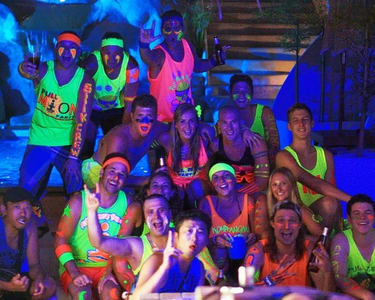 Full Moon Party in Koh Phangan with Adventure Activities