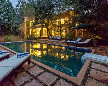 Stay in Luxury Rainforest Villa Alibaug