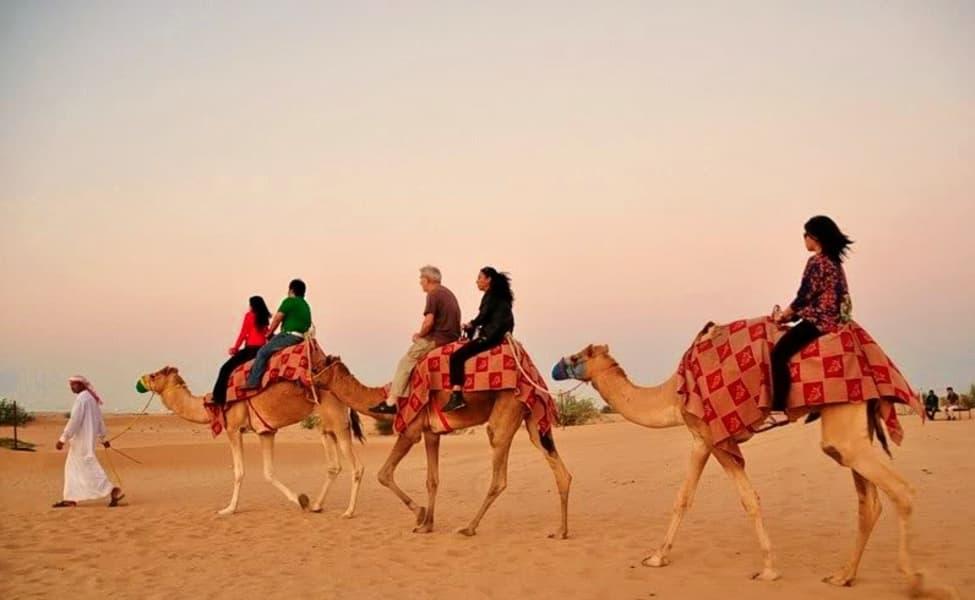 Evening Desert Safari In Dubai Thrillophilia