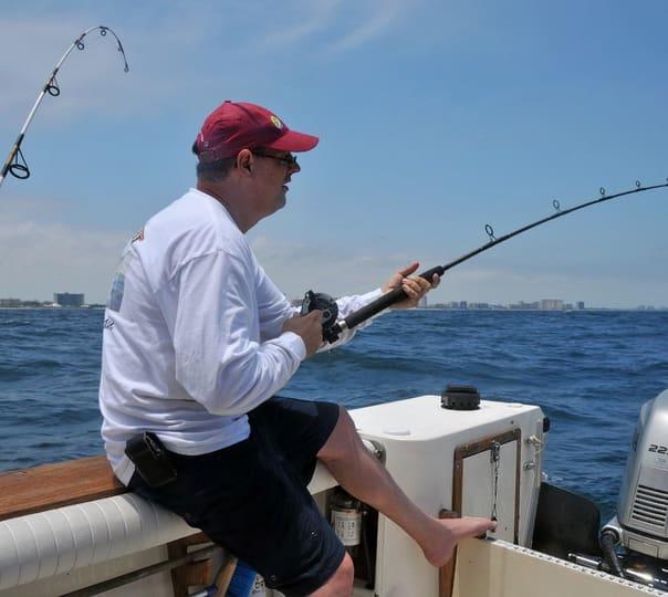 Deep Sea Fishing Trip in Dubai