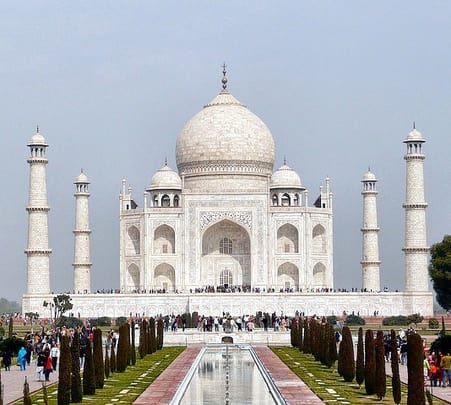 Golden Triangle Tour from Agra-flat 20% off