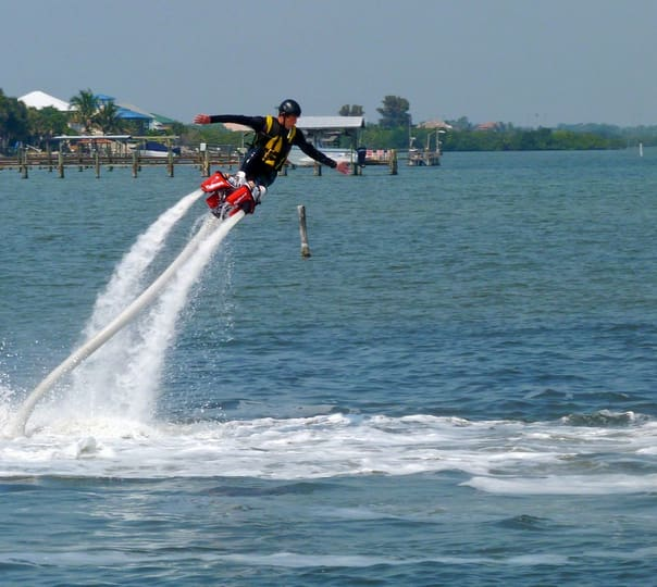 Fly Boarding in Vietnam