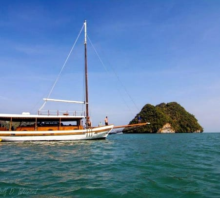 Private Morning or Evening Cruise at Langkawi