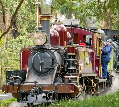 Puffing Billy Railway Ticket Flat 15% off