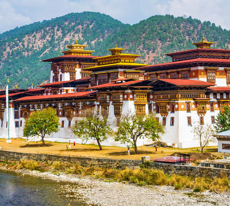 4 Days & 3 Nights Enchanting Bhutan Package