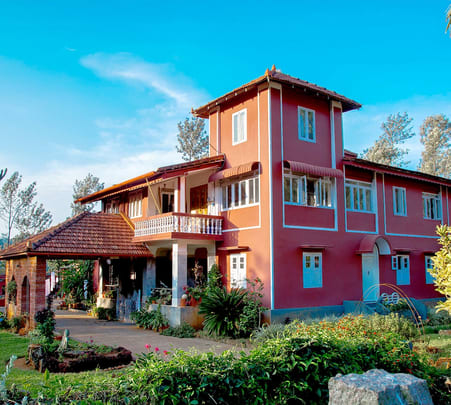 Coffee Bean Homestay, Chikmagalur @ Flat 10% off