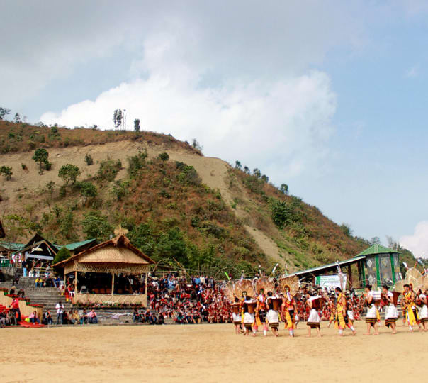 Horn-bill Festival and Dzukou Valley Trek in Nagaland