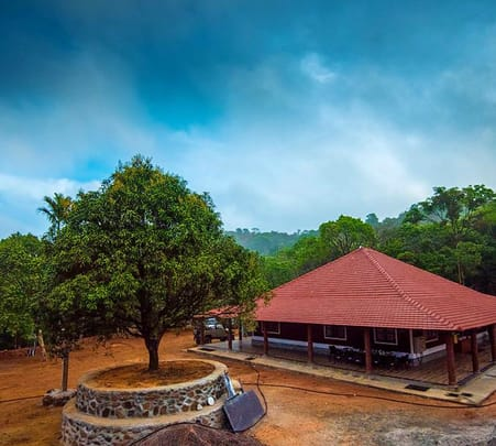 Luxurious Resort Amidst Nature near Chikmagalur