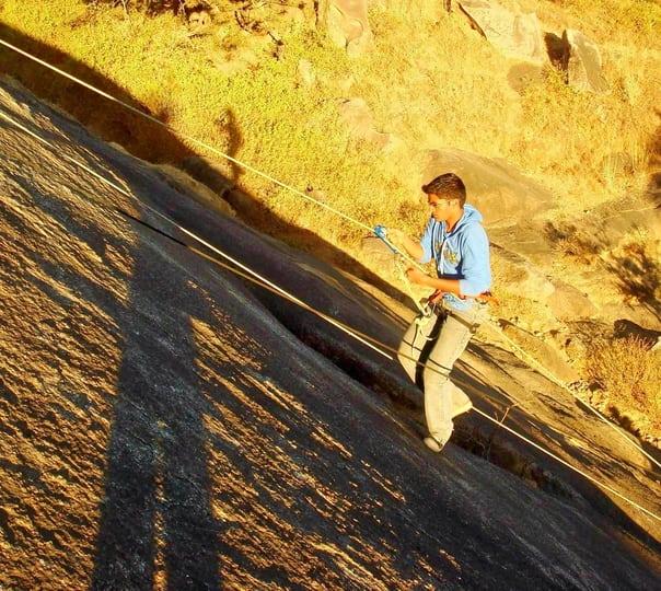 Group Adventure in Matheran