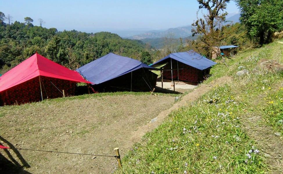 2 Days 1 Night Camping In Bir Billing Flat 40% Off