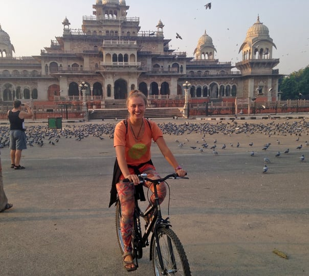 Cycling Tour in Jaipur- The Pink City
