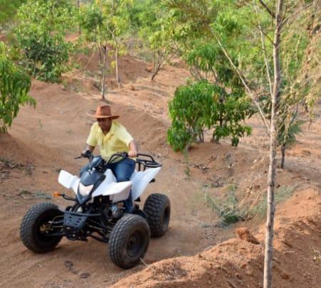 Camping Retreat with Activities in Savandurga, Bangalore