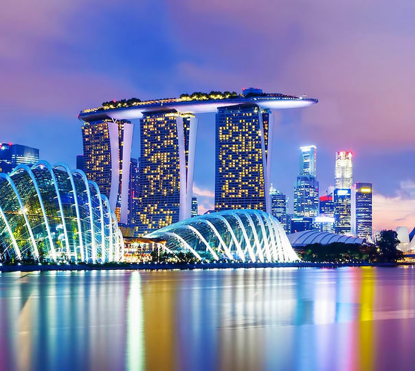 Singapore Tour with Cruise (flight Included)