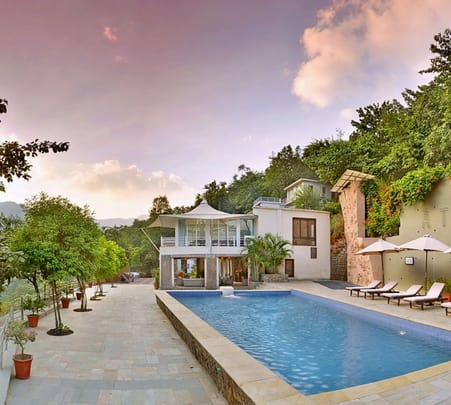 Stay at the Atali Ganga Resort, Rishikesh