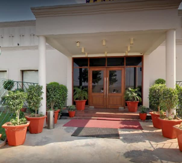 Stay at Park Ridge Hotel, Resorts and Spa in Haryana