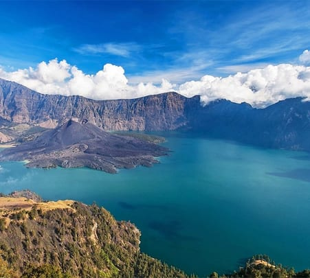 Mount Rinjani Trek Via Sembalun Lawang in Lombok