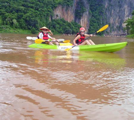 Nam Khan River Experience in Laos