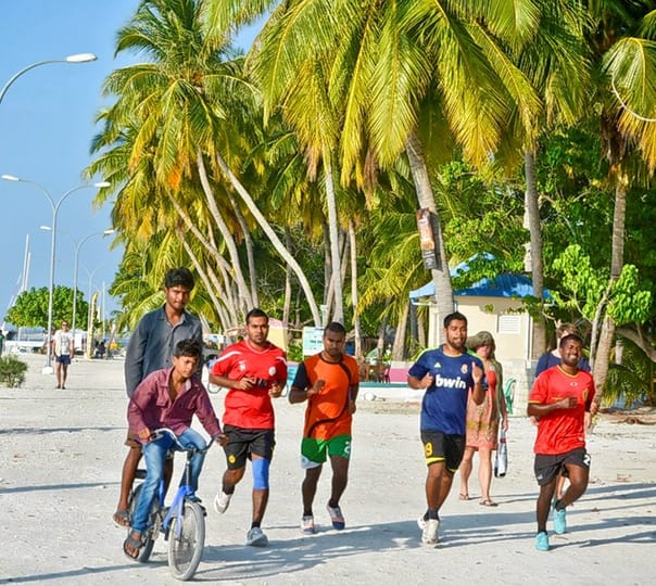 The Hulhumale Full Day City Tour