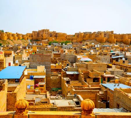 Highlights of Jaisalmer - Half-day Sightseeing Tour